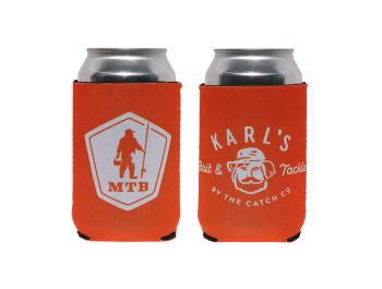 Karl's Bait & Tackle Koozie