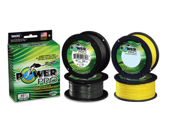 PowerPro Spectra Braid Fishing Line
