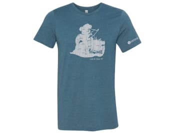 Home Lake T-Shirt - Lake St. Clair