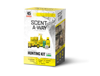 Scent Away MAX Ultimate Hunting Kit