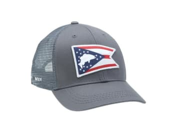 Ohio Bass Snapback Hat