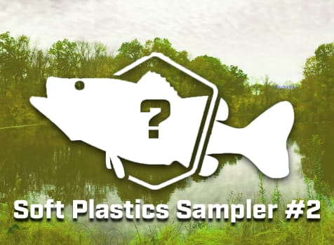 Soft Plastics Sampler #2