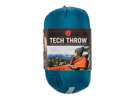 Grand Trunk Tech Throw Blanket