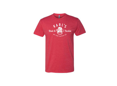 Karl's Bait & Tackle Logo T-shirt