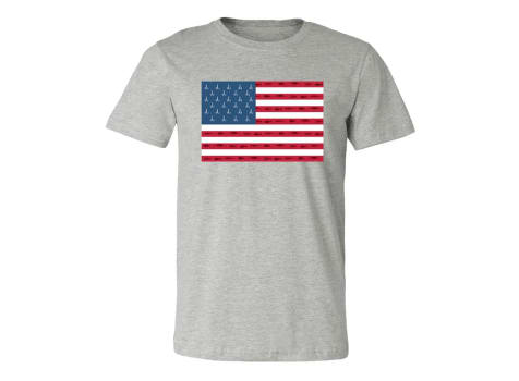 Freedom Fishing T-shirt