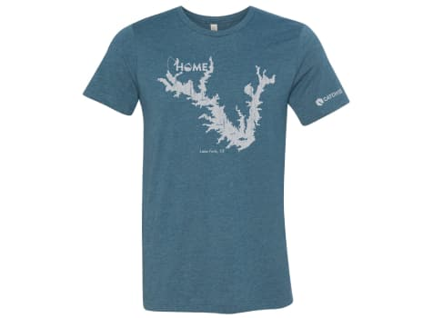 Home Lake T-Shirt - Lake Fork