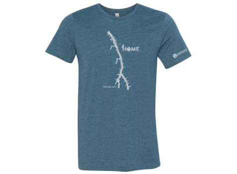 Home Lake T-Shirt - Kentucky Lake