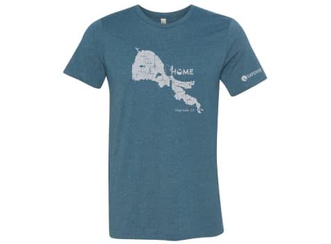 Home Lake T-Shirt - Clear Lake