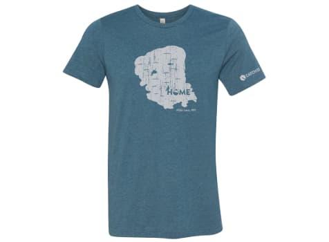 Home Lake T-Shirt - Mille Lacs