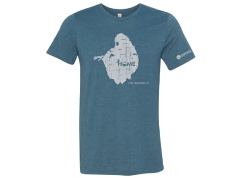Home Lake T-Shirt - Lake Okeechobee