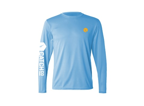 Catch Co. Performance Long Sleeve Shirt