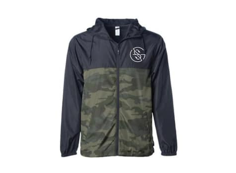 Googan Squad Water-Resistant Windbreaker