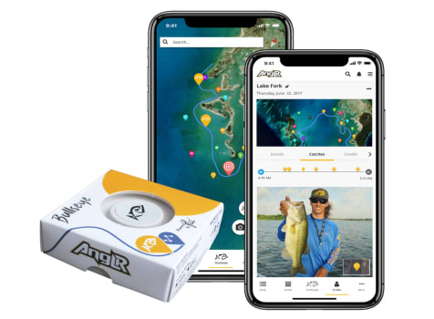ANGLR Bullseye Fishing Tracker