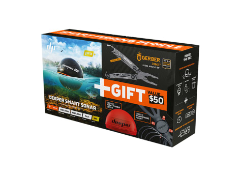 Deeper Smart Sonar PRO+ Bundle