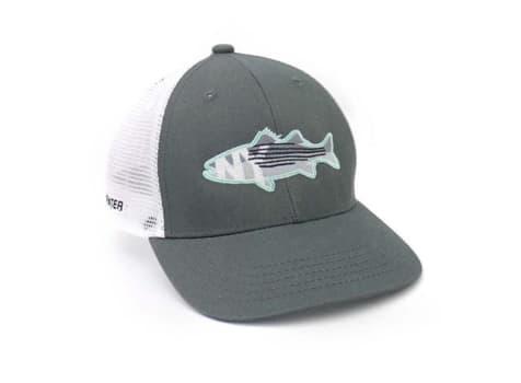 New York Striper Snapback Hat