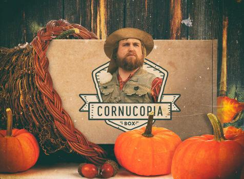 Karl's Cornucopia Box