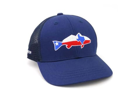 Texas Redfish Snapback Hat