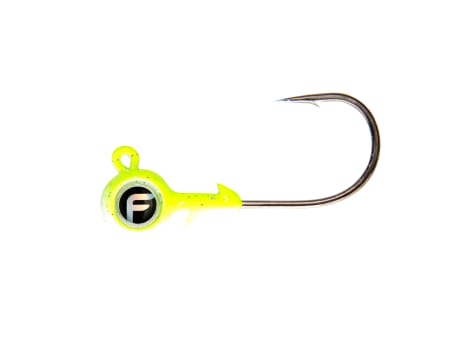 Fathom Inshore Bug-Eye Jig Head