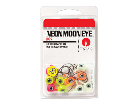 VMC Neon Moon Eye Jig Glow Kit
