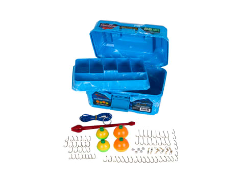 Flambeau Outdoors Big Mouth Tackle Box Kit