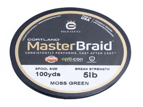 Cortland Master Braid