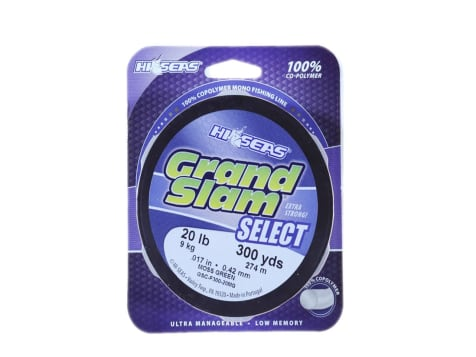 HI-SEAS Grand Slam Select
