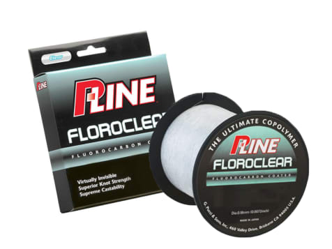 P-Line Floroclear Fishing Line