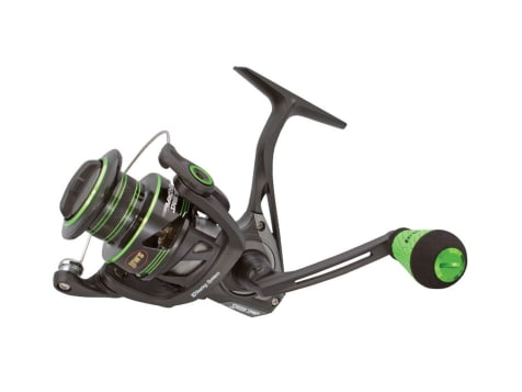 Lews Mach II Metal Speed Spin Spinning Reel