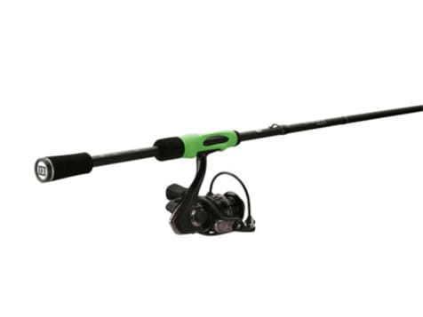 13 Fishing Code Black Combo - Spinning - 2pc