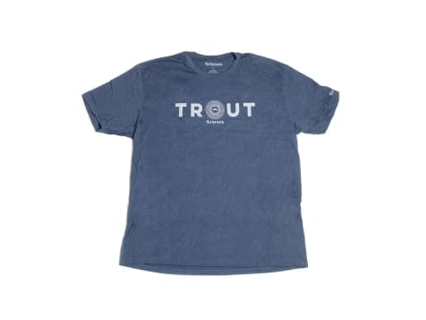 Simms Reel Trout T-Shirt