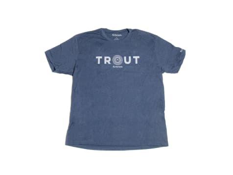 Simms Reel Trout T-Shirt