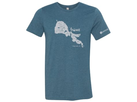 Home Lake T-Shirt - Clear Lake