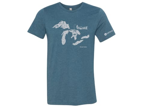 Home Lake T-Shirt - Great Lakes