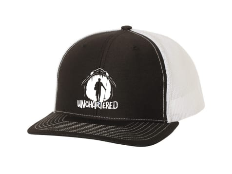 Catch Co. Unchartered Fish Cave Snapback Hat