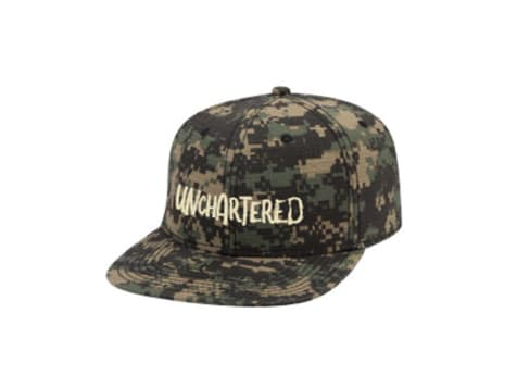 Catch Co. Unchartered Camo Snapback Hat