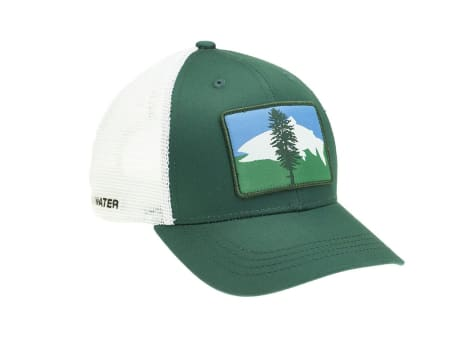 Cascadia Mesh Snapback Hat