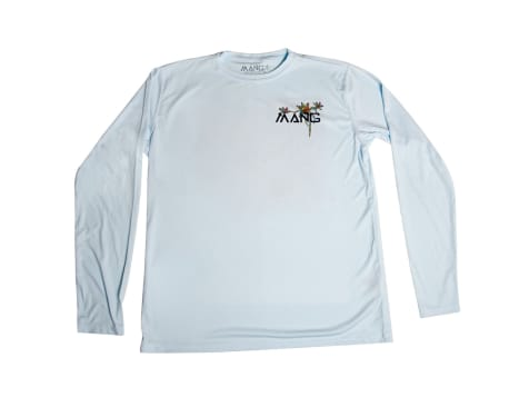Mang Performance Long Sleeve - South Beach