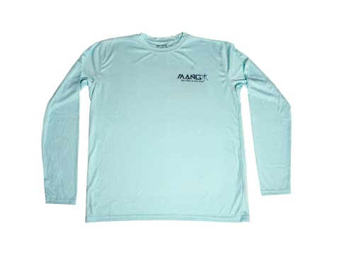 Mang Performance Long Sleeve - Grassy Mang