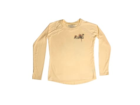 Mang Womens Performance Long Sleeve - Funky Mama
