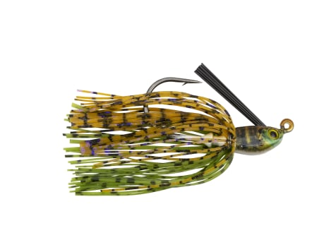 Lunkerhunt Skirted Swim Jig