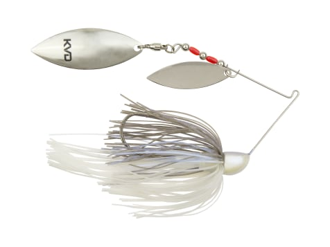 Strike King KVD Finesse Double Willow Spinnerbait