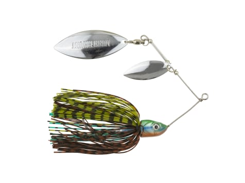 Lunkerhunt Impact Ignite Willow Leaf Spinnerbait