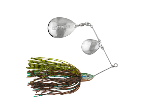 Lunkerhunt Impact Thump Colorado Blade Spinnerbait