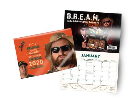 2020 Karl's Calendar