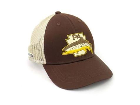 Pennsylvania Keystone Snapback Hat