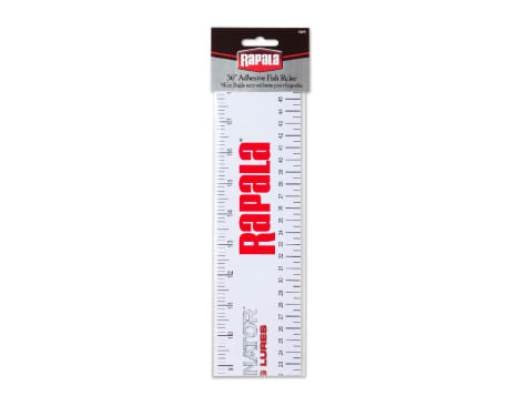 Rapala Adhesive Fish Ruler 36""