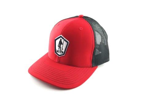 Snapback MTB Crest Logo Hat