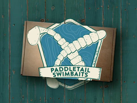 Paddletail Swimbaits Kit