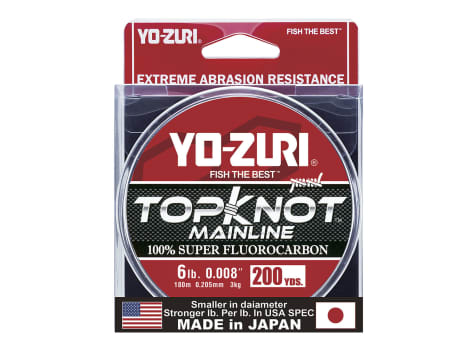 Yo-Zuri TopKnot MainLine Fishing Line