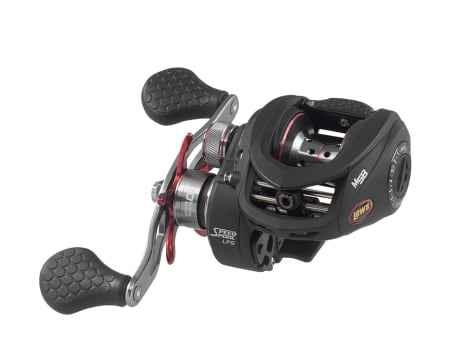 Lews Tournament MP Speed Spool Baitcasting Reel